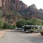 Zion canyon campground rv resort