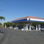 Chevron gas station roseville ca