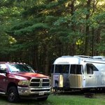 Malletts bay campground