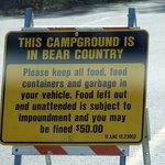 Eklutna campground