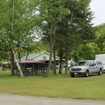 Moose river campground