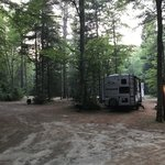 Apple hill campground