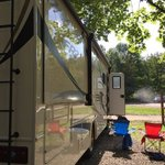 Country bumpkins campground