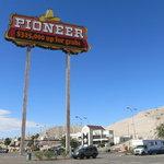 Pioneer hotel gambling hall