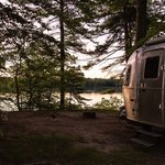 Wolfes neck oceanfront camping