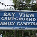 Bay view campground bourne ma