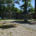 Cape cod campresort cabins