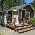 Sippewissett campground cabins