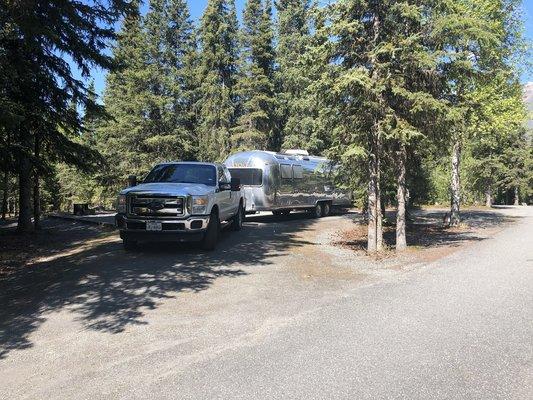 Quartz creek campground chugach nf