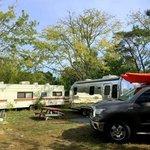 Coastal acres camping court