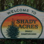Shady acres family campground