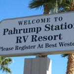 Pahrump station rv park