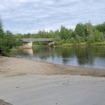 Salcha river state rec area