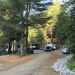 Cozy hills campground