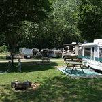 Riverdale farm campsites