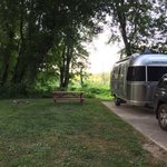 Portland riverside campground