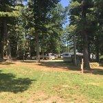 Wilderness lake park