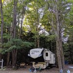 Woodside campsites
