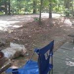 Adirondack camping village