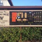 Saddle west hotel casino rv park