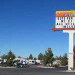 Saddle west hotel casino rv park