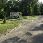 Waterloo harbor campground