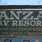 Anza rv resort