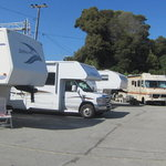 Seacliff center trailer park