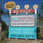 Sugar barge rv resort marina