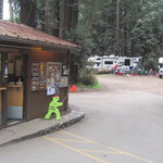 Big sur campground cabins