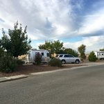 Rv park at rolling hills casino