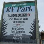 Riverwalk rv park