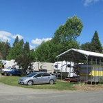 Bigfoot rv park cabins