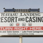 Havasu landing resort casino campground