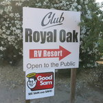 Club royal oak rv resort