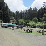 Caspar beach rv park campground