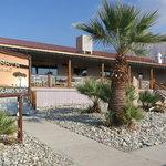 Glamis north hot springs resort