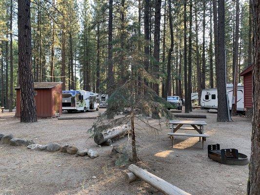 Hat Creek Resort Rv Park Reviews