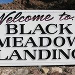 Black meadow landing