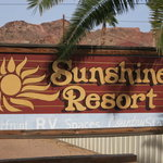 Sunshine resort