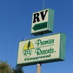 Premier rv resort redding