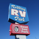 Redding rv park