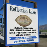 Reflection lake rv park