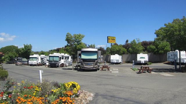 Tradewinds rv park