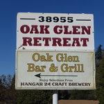 Oak glen retreat rv park