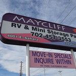 Maycliff rv park