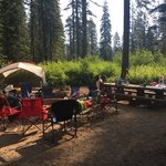 Big bend group campground