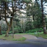 Rv resort at cannon beach