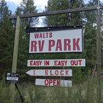 Walts rv park