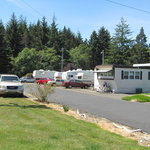 Lakeshore rv park florence or
